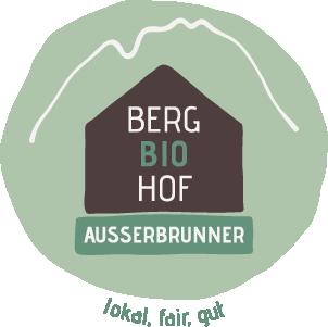 Bergbiohof Außerbrunner Logo